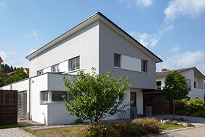 Massivhaus bauen beim Spezialisten für Massivhäuser.